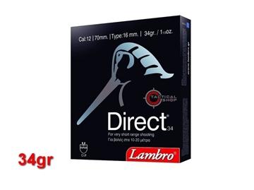 Εικόνα της Φυσίγγια Διασποράς Lambro Direct 34gr