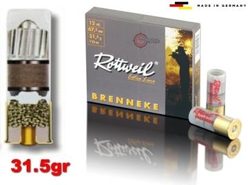 Εικόνα της Μονόβολα Brenneke Rottweil Express 31.5 gr