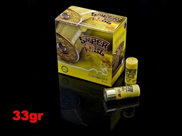 Εικόνα της Φυσίγγια Super Kill 33 Κίτρινα