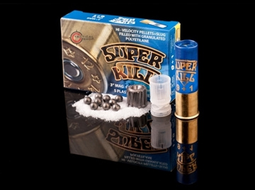 Εικόνα της Φυσίγγια Superkill 9+1 Magnum