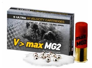 Εικόνα της 10βολα Nickel V> Max MG2 Magnum