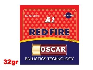Εικόνα της Φυσίγγια Oscar Red Fire 32gr