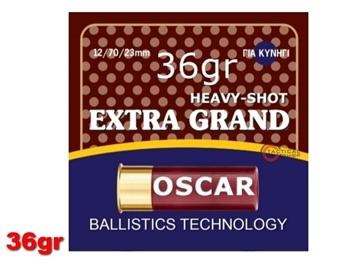 Εικόνα της Φυσίγγια Oscar Extra Grand 36gr