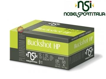 Εικόνα της 12βολα Δράμια NSI Buckshot SG HP
