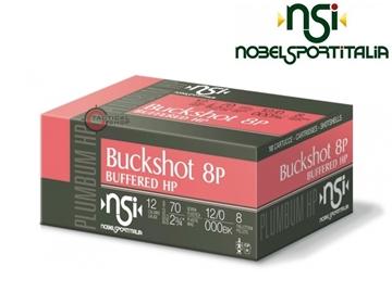 Εικόνα της 8βολα Δράμια NSI Buckshot Buffred