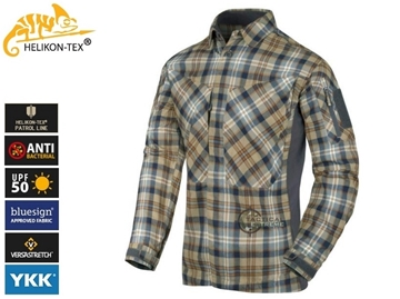 Εικόνα της Helikon Mbdu Flannel Shirt Ginger Plaid
