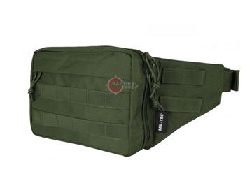 Εικόνα της Τσαντάκι όπλου Χακί Mil-Tec Pistol Hip Bag