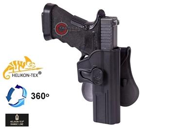 Εικόνα της Helikon Release Button Holster for Glock 17 with Paddle