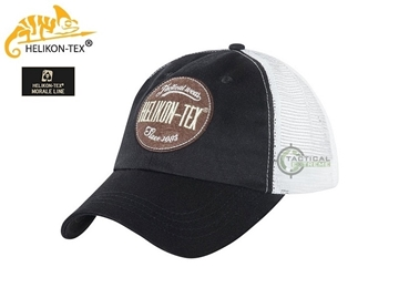 Εικόνα της Helikon Trucker Cap Cotton Twill Black