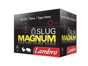 Εικόνα της Μονόβολο Lambro Slug Magnum Cal.36