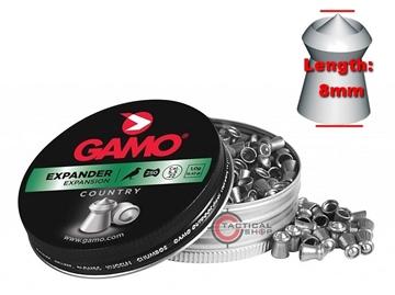 Εικόνα της Gamo Expander Expansion 250τμχ 5.5mm Hollow point βληματάκι