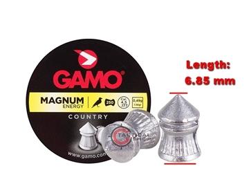 Εικόνα της Gamo Magnum βληματάκι για αεροβόλα όπλα 4.5mm