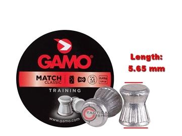 Εικόνα της Gamo Match Diabolo βληματάκι πλακέ cal. 4.5mm