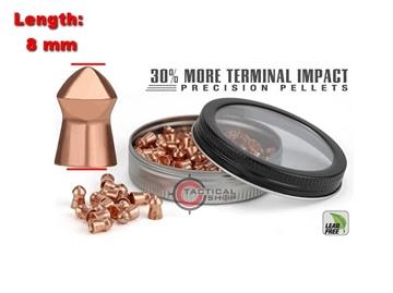 Εικόνα της Gamo Pba Bullet Impact βληματάκι lead free Cal. 4,5mm