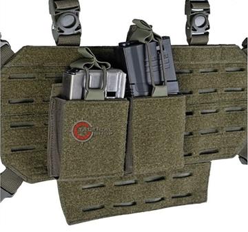 Εικόνα της Διπλή Θήκη Γεμιστήρων Mil-Tec M4 M16 ή AR15 Magazine Χακί