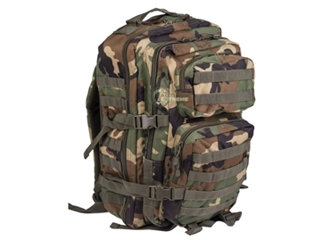 Εικόνα της Σακίδιο Πλάτης Backpack 36L Mil-Tec Army Patrol Assault II Woodland