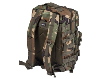 Εικόνα της Σακίδιο Πλάτης Backpack 50L Mil-Tec Army Patrol Assault II Woodland