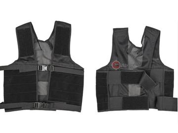 Εικόνα της Security Combat Vest Mesh Mil-Tec Black
