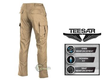 Εικόνα της Παντελόνι Slim Fit US BDU Field Teesar Μπεζ