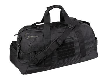 Εικόνα της Combat Parachute Cargo Bag Medium Mil-Tec Black