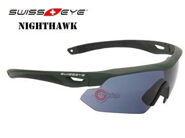 Εικόνα της Γυαλιά Swiss Eye Nighthawk Χακί