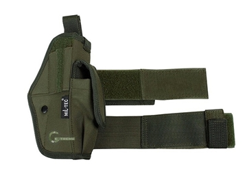 Εικόνα της Mil-Tec Leg Holster Right Olive