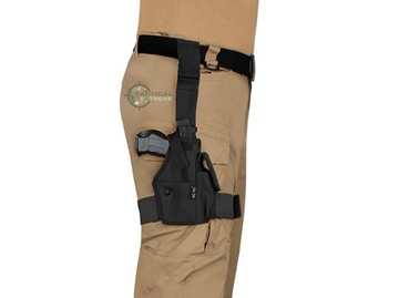 Εικόνα της Mil-Tec Leg Holster Right Black