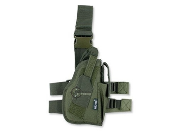 Εικόνα της Low Ride Holster Mil-Tec Olive