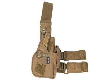 Εικόνα της Low Ride Holster Right Mil-Tec Coyote