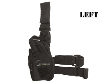 Εικόνα της Low Ride Holster Mil-Tec Black