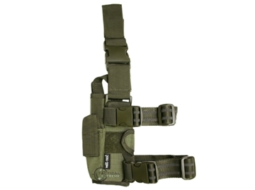 Εικόνα της Adjustable Cordura Leg Holster Mil-Tec Olive