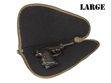 Εικόνα της Βαλιτσάκι Όπλου Mil-Tec Pistol Case Large Χακί