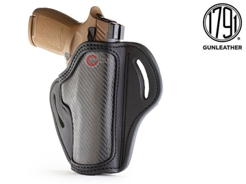 Εικόνα της Θήκη 1791 Gun Leather-Carbon Holster CF-BH2.4-SBL-R