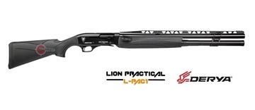 Εικόνα της Ημιαυτόματη Καραμπίνα Derya Lion Practical LP-101 Black