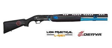 Εικόνα της Ημιαυτόματη Καραμπίνα Derya Lion Practical LP-109 Black Blue