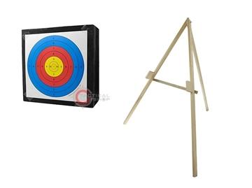 Εικόνα της Συνθετικός Στόχος Τοξοβολίας EK Archery Target Foam
