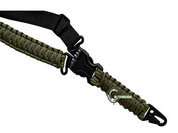 Εικόνα της Αορτήρας Όπλου Para Cord Sling Mil-Tec Χακί