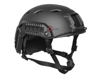 Εικόνα της Κράνος Mil-Tec U.S. Paratrooper Helmet Fast Μαύρο