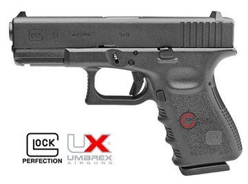 Εικόνα της Airsoft Umarex Glock 19 Gas 6mm Blowback