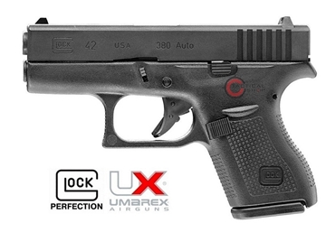 Εικόνα της Airsoft Umarex Glock 42 Gas 6mm Blowback