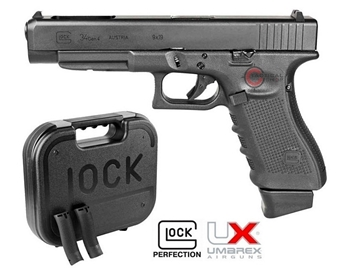 Εικόνα της Airsoft Umarex Glock 34 Deluxe CO2 6mm Blowback