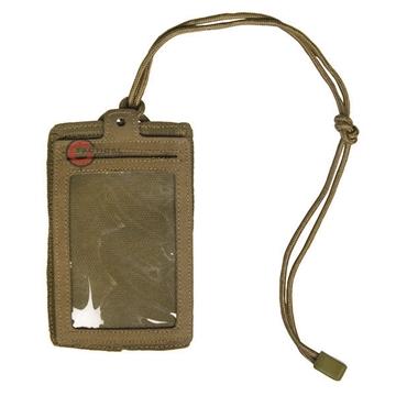 Εικόνα της Θήκη Ταυτότητας Mil-Tec ID Card Case Coyote Dark