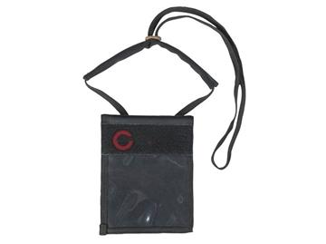 Εικόνα της Θήκη Πορτοφόλι Λαιμού Mil-Tec Neck Wallet Μαύρο