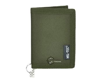 Εικόνα της Πορτοφόλι Mil-Tec Security Plus Χακί