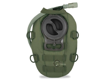 Εικόνα της Υδροδοχείο Molle Hydration Pack Oval Mil-Tec 1.5L Χακί