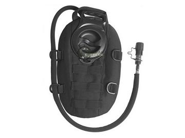 Εικόνα της Υδροδοχείο Molle Hydration Pack Oval Mil-Tec 1.5L Μαύρο