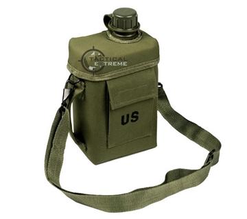Εικόνα της Υδροδοχείο Στρατού US Patrol Mil-Tec 2L Χακί