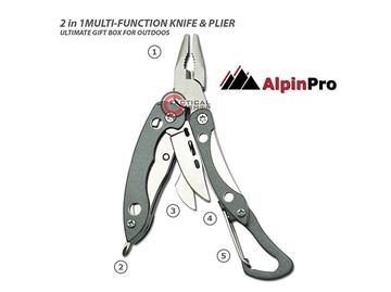 Εικόνα της Alpinpro Πολυεργαλεία BT09