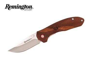 Εικόνα της Σουγιάς Remington Heritage Series Small Folder Wood