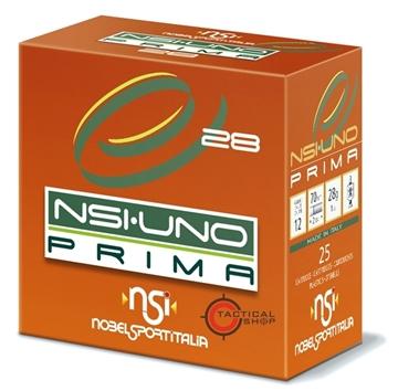 Εικόνα της Φυσίγγια σκοποβολής NSI Uno Prima Ν. 8.5